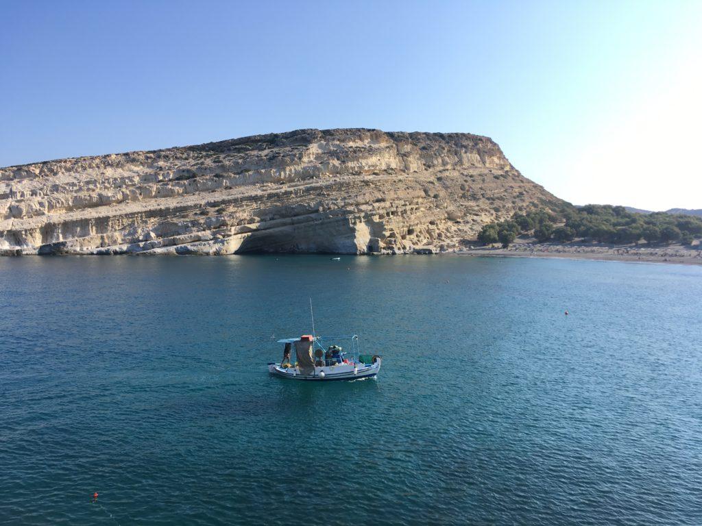 Matalá, Kreta