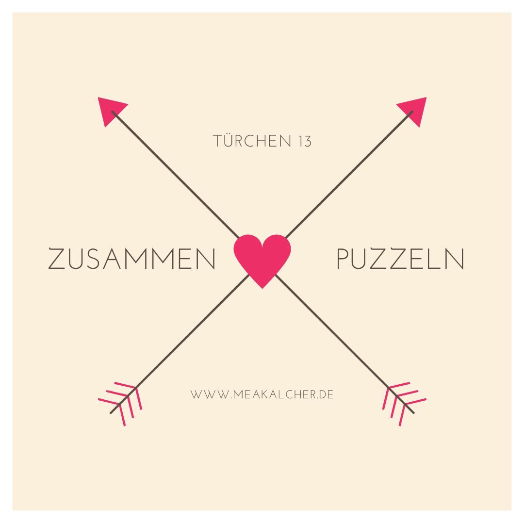 Zusammen Puzzeln